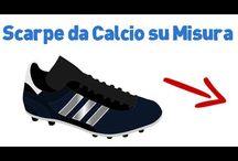 Scarpe da Calcio / Recensioni sulle Migliori Scarpe da Calcio in circolazione per farti allenare,giocare,divertirti e segnare in tutta tranquillità