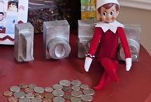 Elf on A Shelf / by Devon Hoerner