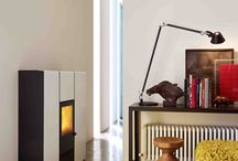 Solutions for narrow spaces / Stoves that are not deeper than a radiator