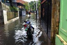 jakartaflood / #flood #jakartaflood #disaster #hurricane
