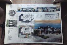 Architectural presentation