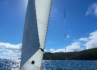 Sailing Whitsundays / Best sailing images taken on board charter vessels in the Whitsundays