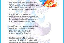 Gedichte und Geschichten für Herbst und Winter