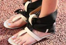 Sandals / by Jacco Fashion