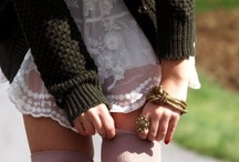 Fashion inspiration / by Izzi