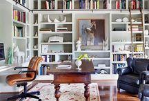Home Office  / by Lindsay Kujawa
