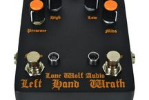 Pedals and Pedal Boards / Since there are so many great pedals showing up on Pinterest now I have no choice but to create a board for them