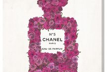 Chanel, Dior, Yves St Laurent