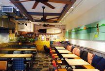 HEAVENLY Island Life Style / 2014年9月、ワイキキにオープンしたカフェ&レストラン。 オーガニック、地産地消にこだわったメニューが中心の、くつろぎスポットです。