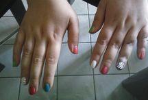 My nail art / le nail art che faccio su di me e su di altri