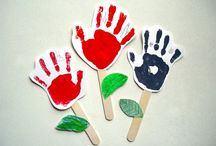 {SCHOOL} Pre School - Crafts