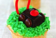 Cupcakes / Lawn mowers