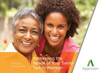 Seniors and Money / Seniors have special needs when it comes to their personal finances.