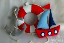 фетр моряк