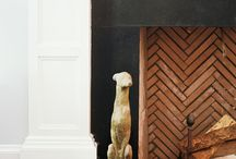 fireplace / by PRODUCT BUREAU
