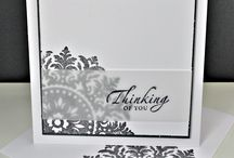 Karteczki okolicznościowe / Kartki ręcznie robione