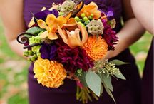summer flowers/colour bouquets