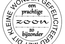 CAMEO ZOON-GEBOREN TEKST / CAMEO ZOON-GEBOREN TEKST