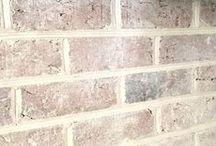 Paint Lounge Brick Wall