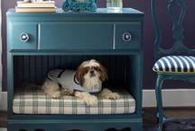 Pet bed for Madam