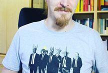 Instagram Solo malvagio amore per la nuova maglietta di @teetee.eu! :D  Se volete, andate sul loro shop e usate il codice sconto filosofarsogood! ;) #reservoirlords
