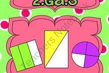 2nd gr math / by Molly Williams