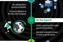 Market Like a Pro / Infographics to help you spice up your marketing campaigns!