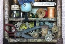 Configurations Box, Altoid Tin.