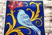 ceramica pintura
