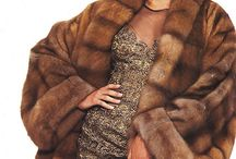 It's cold outside / Anything to keep you warm, furs and coats