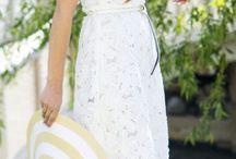sukienki koronka