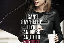 TAYLOR  SWIFT QUOTES SONG