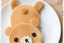 Pancake Day! / Cute pancake ideas for kids on Shrove tuesday