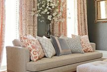 Living Room / by Kourtney Bostain