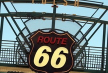 route 66 / by Beth McDonald