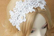 Hairpins / Hair Ties / Head Bands / by Misty Kelley