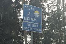 signs/billboards
