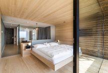 mountain hotel room