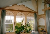Faux Painting and Murals / www.fauxPainting.US This is my faux painting website.   / by Suzanne Young