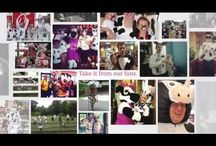 Cow Appreciation Day Ideas #ChickfilAMom / On Friday, July 11th, Chick-fil-A Restaurants nationwide will celebrate our annual Cow Appreciation Day event by offering a FREE meal to any guest who visits the restaurant fully dressed as a cow!  #CowAppreciationDay!