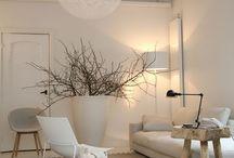 Intrieur styling: scandinavisch en hout