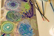 Art ideas / Sketchbook possibilities