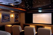 DESIGN- Home Theater / by Michelle Yeary Crawford