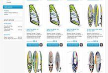 Sklepy internetowe / E-commerce / Przykłady sklepów internetowych Marcom Interactive - Examples of e-commerce by Marcom Interactive