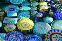 Enchanted by Pottery