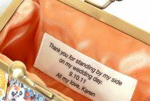 Bridal gift ideas / by Susan Willard