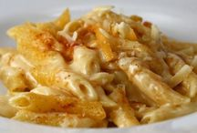 Food / Cheesy Mac n Cheese  / by Kayla King