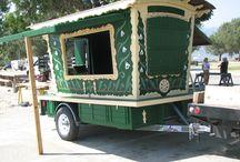Gypsy trailers
