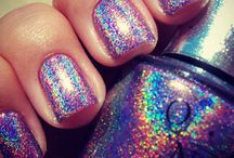 nail polish obsession / by Melissa Ford