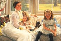 arte - James Tissot (1836-1902) / arte - pittore e incisore francese